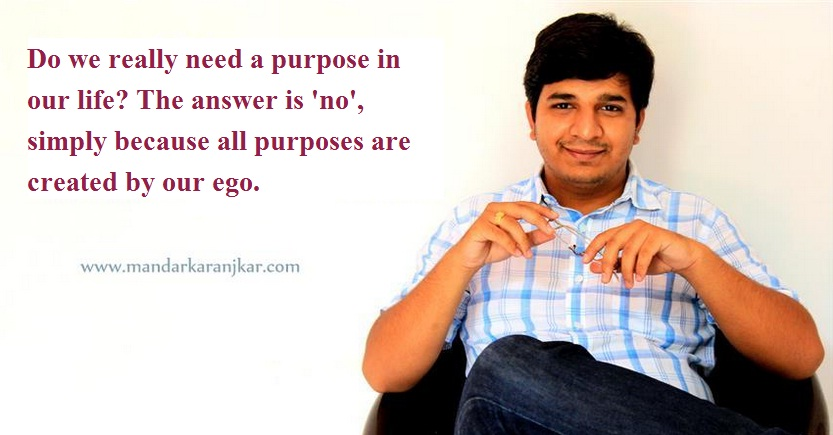 mandar purpose