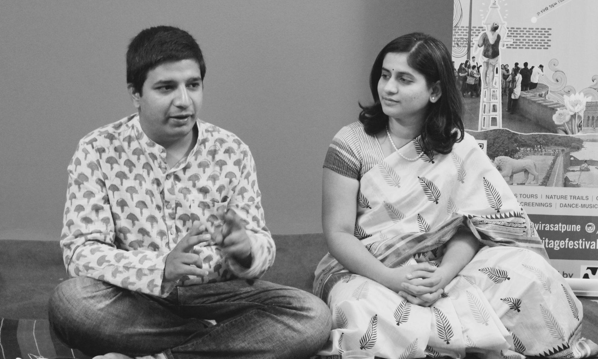 Mandar + Dakshayani